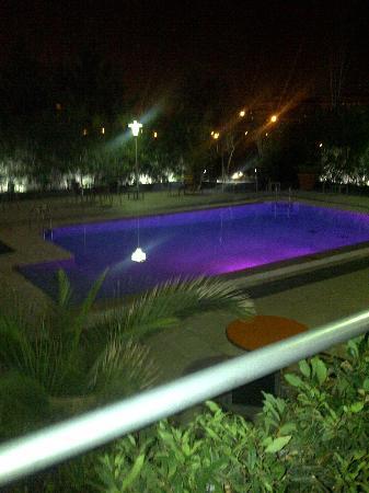 Novotel Madrid Puente de la Paz: Pool