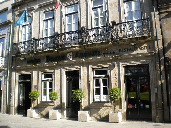 Hotel Bracara Augusta: Hotel