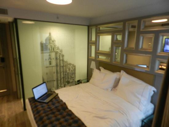 La Villa Hotel: Bedroom
