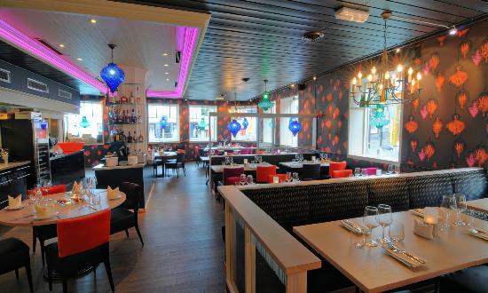 Gaffel & Karaffel: The Restaurant, refurbished in 2011 for our 10th anniversary!