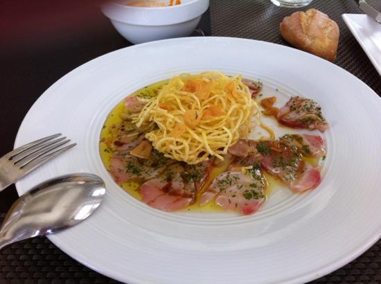 Albedrio Restaurante: Sashimi