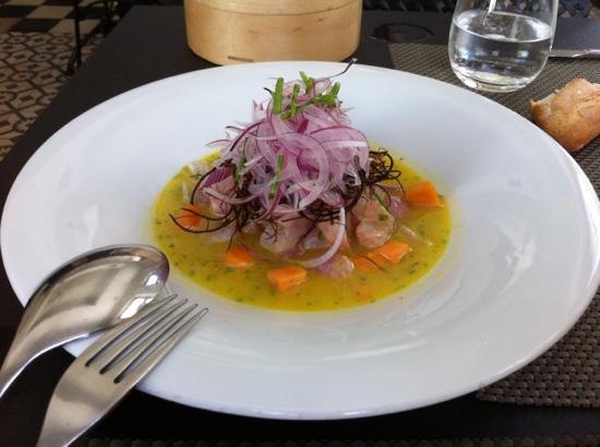 Albedrio Restaurante: Cebiche