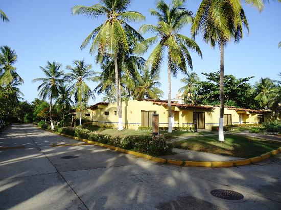 Hesperia Playa El Agua : .dentro del hotel