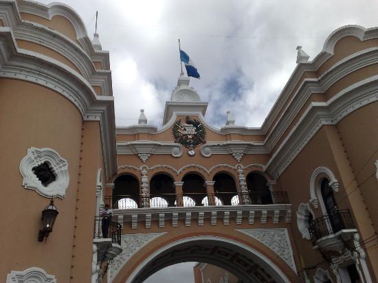 Mercado Central : Correo guatemalteco