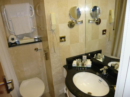 Millennium Hotel London Knightsbridge: Bathroom