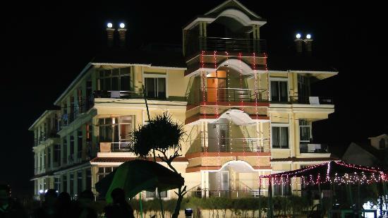 Hotel Sonar Bangla - Mandarmoni: Front view
