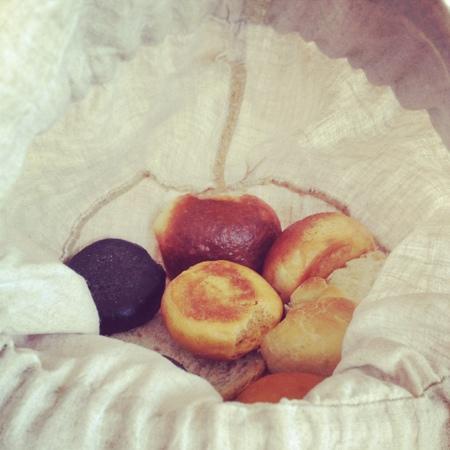 Restaurant Marina Grande: il pane
