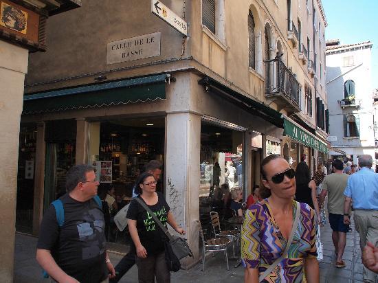 Bar Verde, Venice