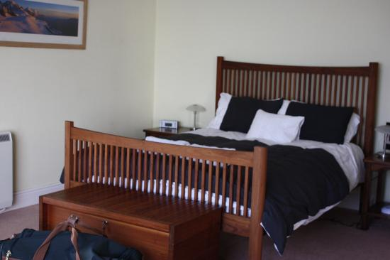 Ceredigion, UK: Master Bedroom