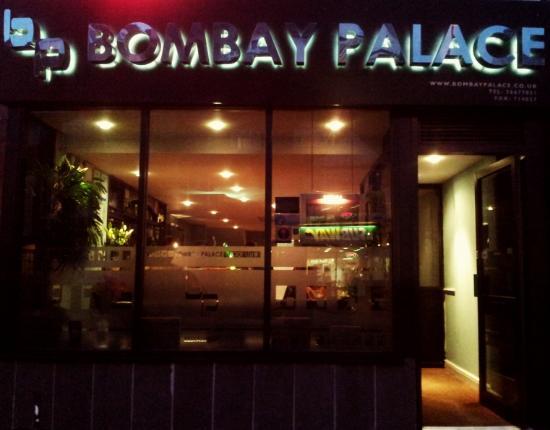 Bombay Palace: front