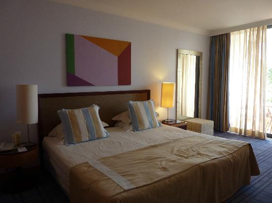 Pestana Alvor Park Hotel: Very comfortable double bed