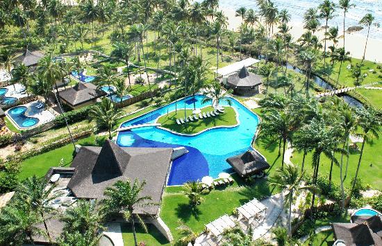 Kiaroa Eco-Luxury Resort: Vista Aérea Kiaroa 02