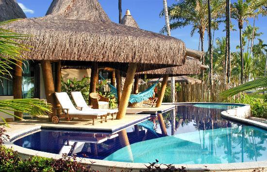 Kiaroa Eco-Luxury Resort: Bangalô Bali Luxo