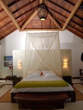 Kiaroa Eco-Luxury Resort: Bangalô Malindi