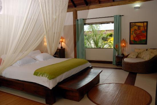 Kiaroa Eco-Luxury Resort : Bangalô Malindi