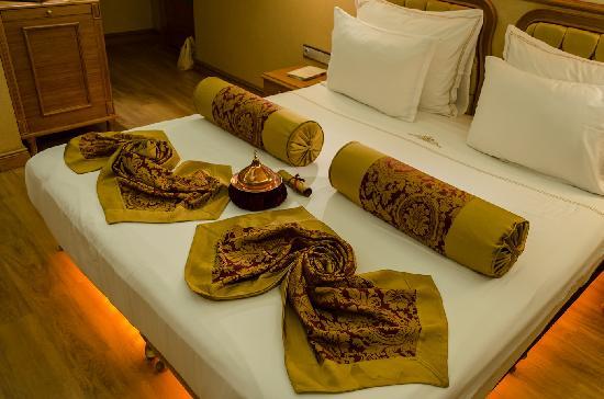 Hotel Sultania: Deluxe queen room