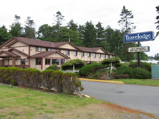 ‪كامبل ريفر ترافيلدوج: Campbell River Travalodge‬