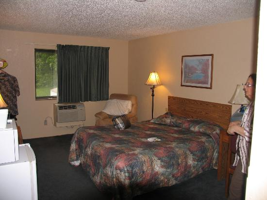 Travelodge Campbell River: Room 221