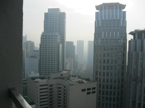 BSA Suites - Makati: View from rooms