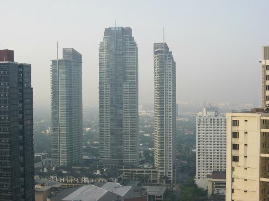 BSA Suites - Makati: View from room