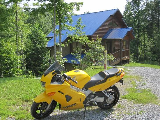 Elk Springs Resort: Chalet d'Amour cabin