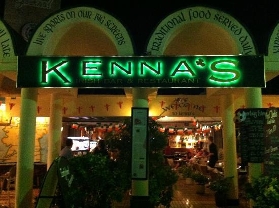 Kenna's Irish Bar & Restaurant