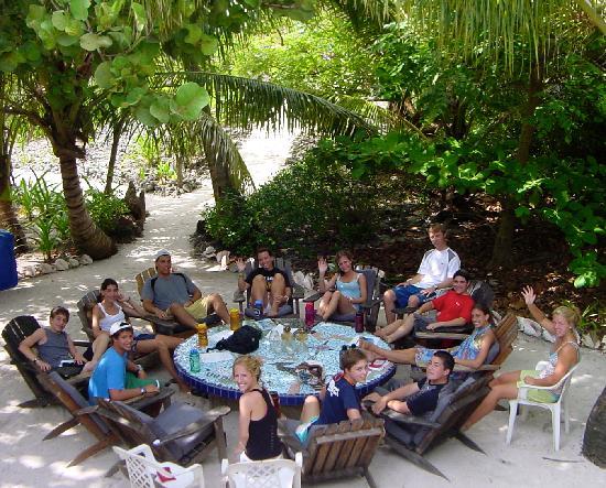 Off The Wall Dive Center & Resort: kids summer scuba camp