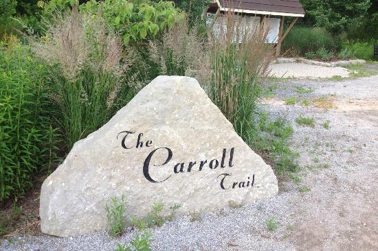 Carroll or Tillsonburg Golf Course Trails