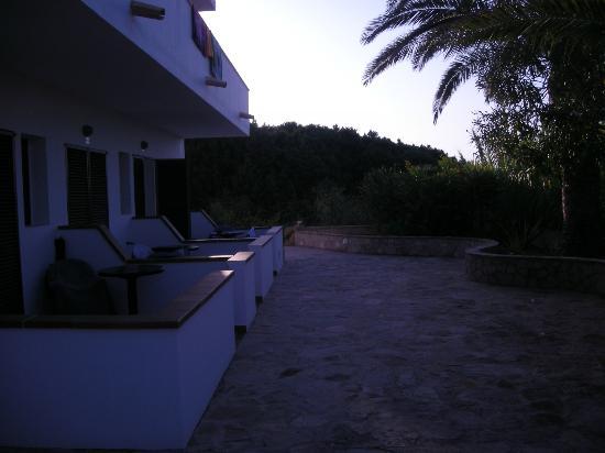 Ca Mari: Camere con terrazzino vista mare
