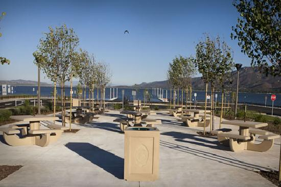 La Laguna Resort and Boat Launch, Lake Elsinore, CA