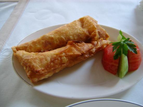 Sempati Turkish Cuisine : Kusursuz paçanga:)