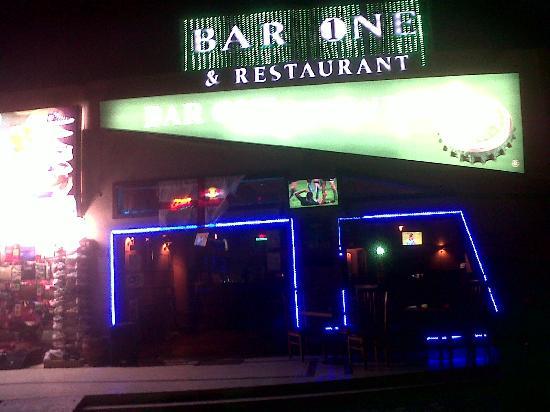 Bar1 : Cool Bar !