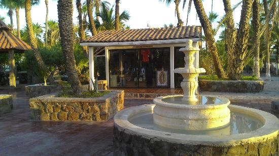Hotel Serenidad: Little Gift shop