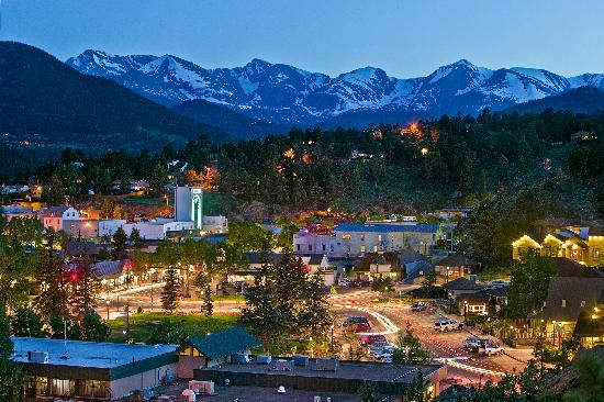 Estes Park, CO: Town Overview