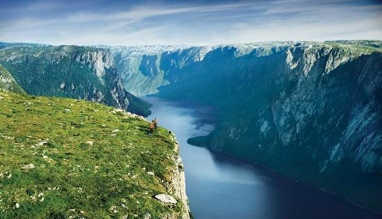 Restaurantes: Gros Morne National Park