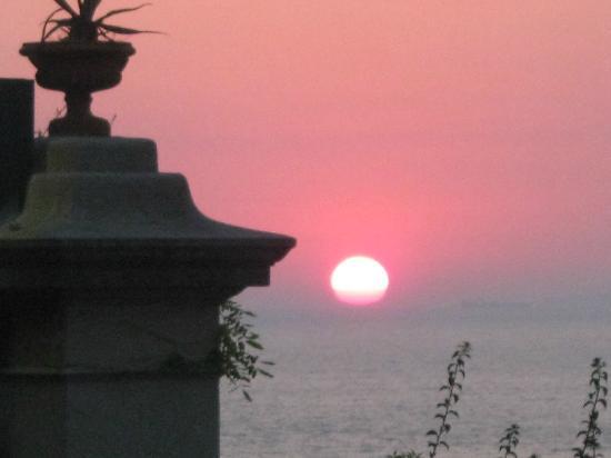 Rota Suites: Sunset