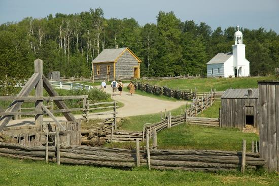 ‪‪Caraquet‬, كندا: Acadian Historical Village, Caraquet, New Brunswick, Canada‬