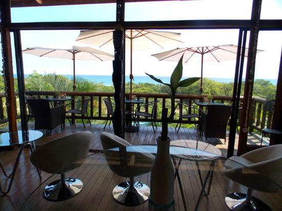 Horizon Ocean View Hotel and Yoga Center: Ocean View Restaurant