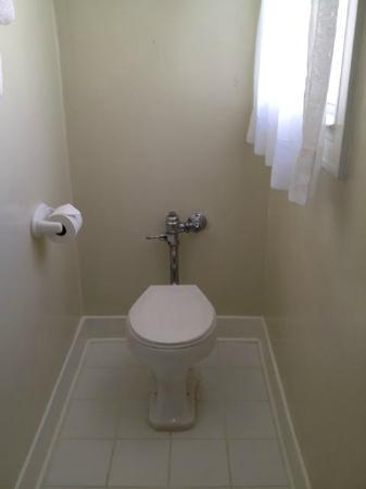 كينج جورج هوتل - يونيون سكوير: toilet