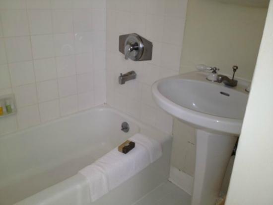 كينج جورج هوتل - يونيون سكوير: Shower/Bath/Sink