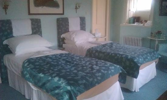 Kilcannon House Bed & Breakfast: the blue room