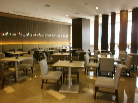 Holiday Inn Express Shanghai Jinsha: El comedor