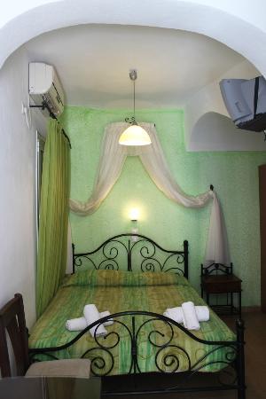 Villa Popi: Bed ;)