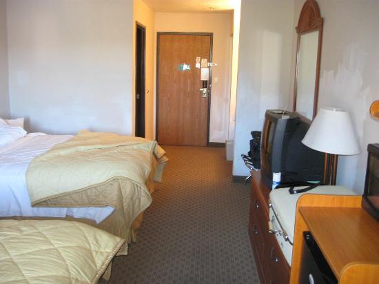 كواليتي إن: Nice sized room.