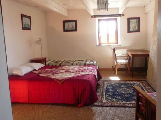 Chambres d'hotes de Gouelet-Ker: chambre 3