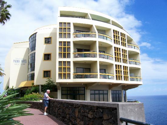Pestana Palms Ocean Aparthotel: hotel
