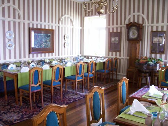 Pestana Palms Ocean Aparthotel: dining room in quinta