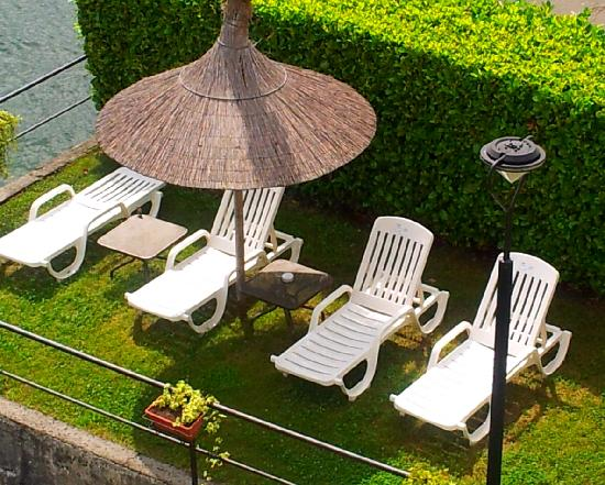Bel Sit Hotel-Ristorante: Sun Loungers