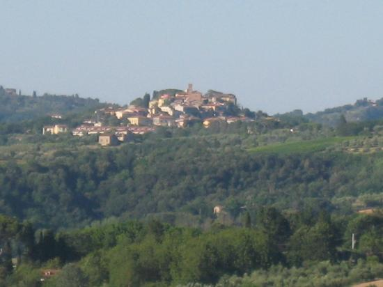 Agriturismo Canale: Canale - veiw of nearby town