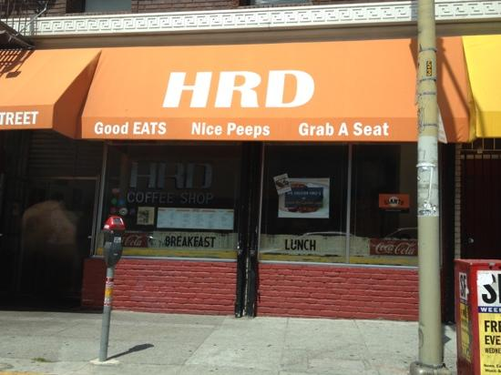 HRD: store front